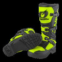 Botas motocross O´neal RSX Boot neon yellow amarillas