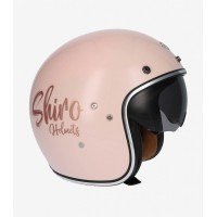 Casco SH-235 GLAM SHIRO