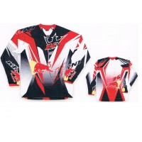 CAMISETA RED BULL ADULTO KINI-RB COMPETITION AZUL O ROJA