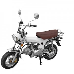 MINI MOTO CITY TNT 4 TIEMPOS BLANCA