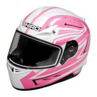 CASCO INTEGRAL SHIRO SH-712 QATAR ROSA