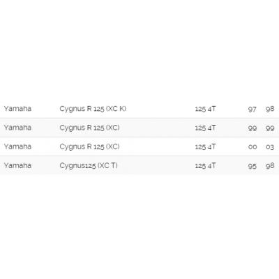 CORREA YAMAHA CYGNUS R 125CC TOP