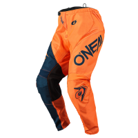 PANTALONES CROSS O'NEAL ELEMENT NARANJA Y AZUL