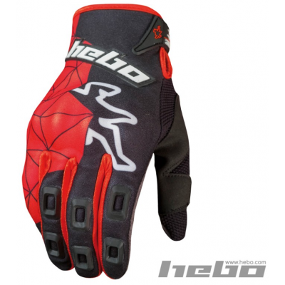 GUANTES CROSS/ENDURO SWAY MX COLLECTION IMPACTO