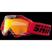 Gafas cross infantil Shiro rojo - MX-904 KIDS