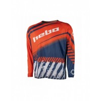 CAMISETA CROSS HEBO STRATOS NARANJA