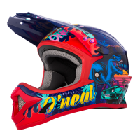CASCO INFANTIL CROSS 1SRS REX MULTI S