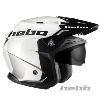 Casco YET  trial Zone 5 LIKE BLANCO
